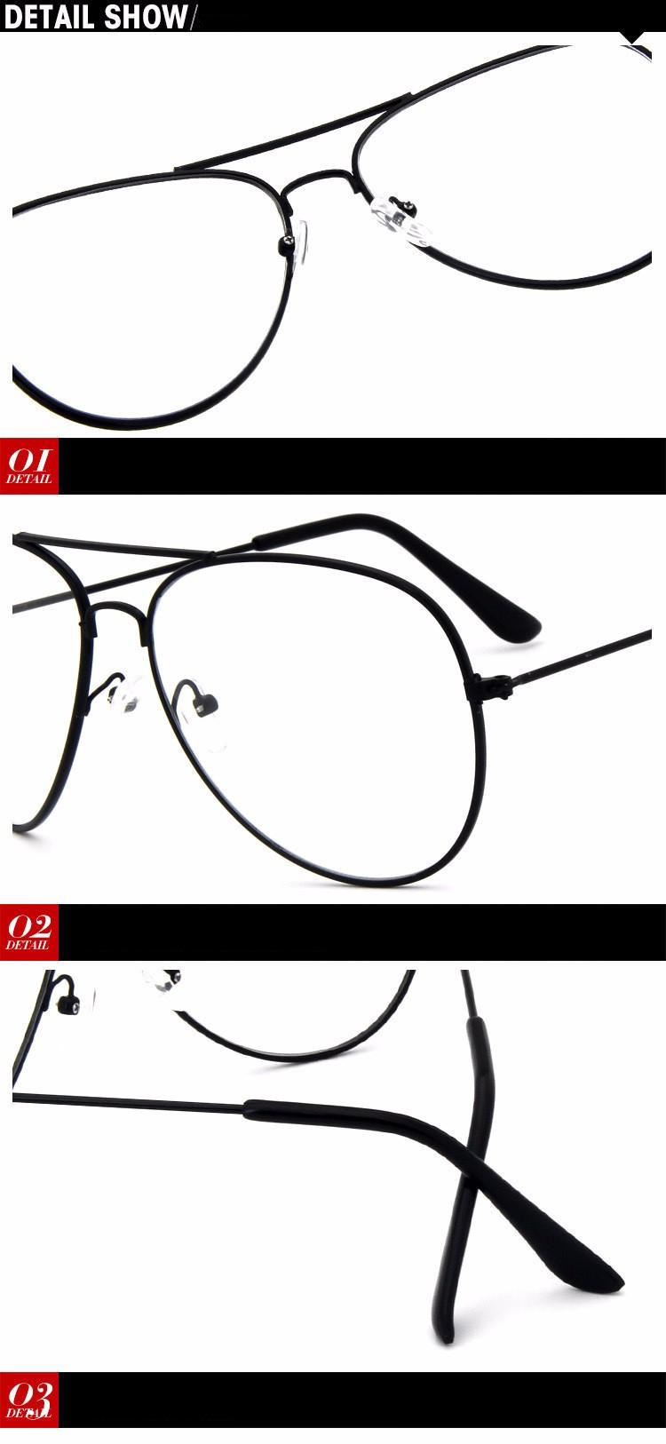 96df521b45 ... Vintage Brand Design Grade Women Eyeglasses Frames Female Eye Glasses  spectacle frame Plain Optica Myopia Eyewear