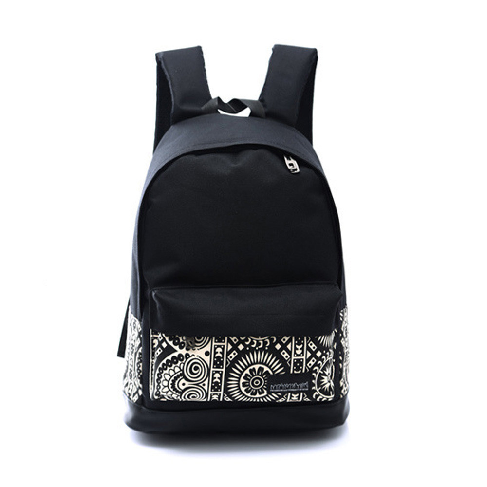 ... Girls Unisex Canvas Rucksack Backpack School Book Shoulder Bag(Without  retailing packing). aeProduct.getSubject() 0ee7f033e427c