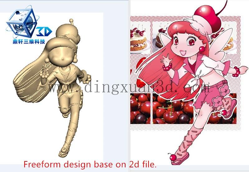 Profesio<em></em>nal disesuaikan desain plastik 3D/2d ke 3d ko<em></em>nversi layanan grosir, membeli, produsen