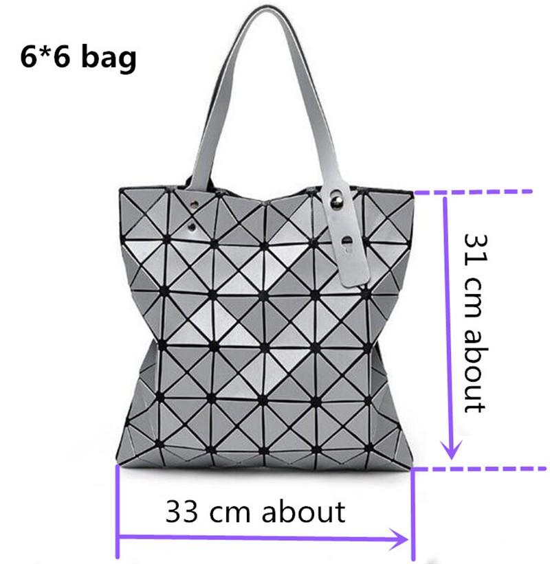 daad0ee453ca Wholesale New Fashion 2016 Women S Bags Hologram Laser Geometric ...