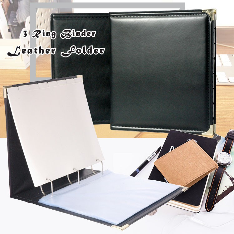 Top Quality Printed Dividers & Loose Leaf File Pocket Ring
