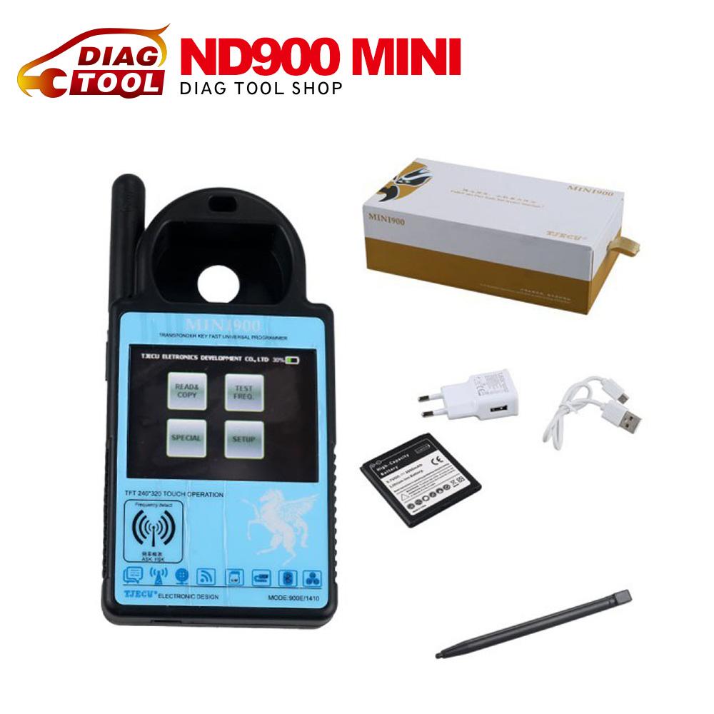 best quailty nd900 mini transponder auto key programmer mini nd900 key programmer update online. Black Bedroom Furniture Sets. Home Design Ideas