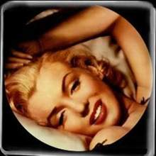 TAFREE 25 мм DIY квадратная форма стеклянный кабошон Мэрилин Монро художественное изображение стеклянные драгоценные камни ювелирные аксессуар...(Китай)