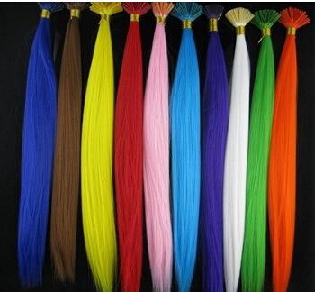 Plumas расширение 100 pcs/lot 10 цвет смешивание настоящее модное петуха гризли пушистый волос с бусины