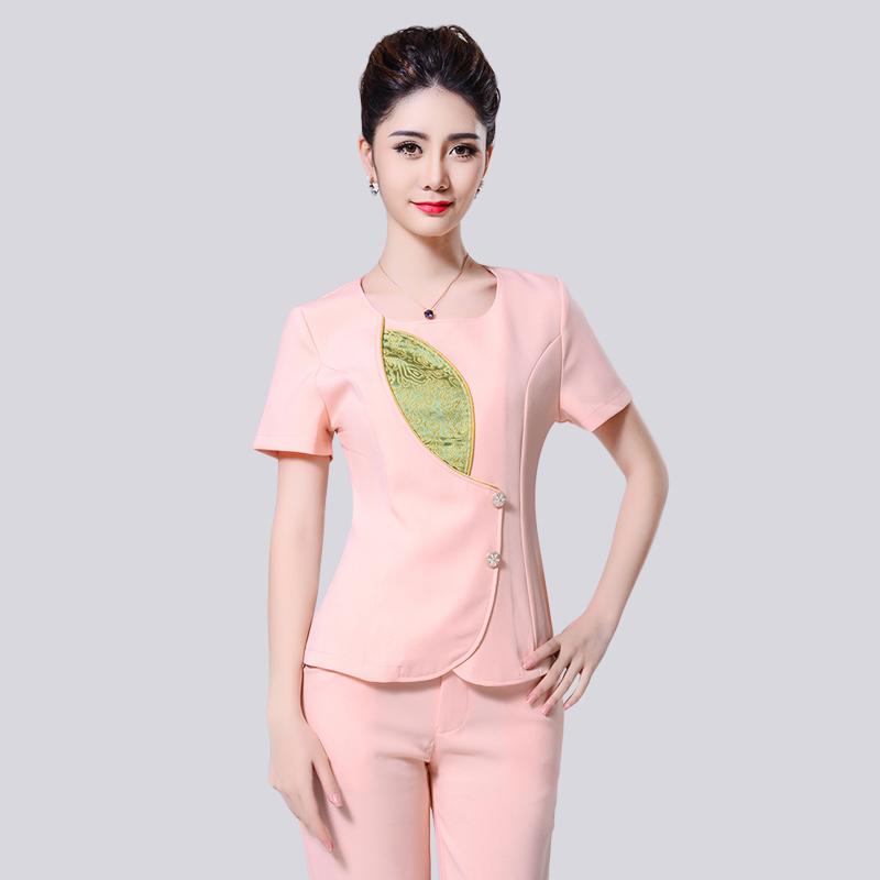 Online get cheap spa uniform tops for Spa uniform alibaba