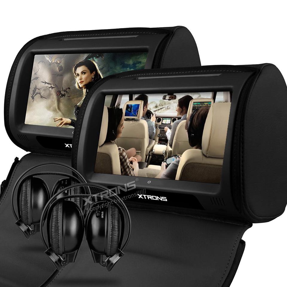 achetez en gros appui t te de voiture dvd en ligne des grossistes appui t te de voiture dvd. Black Bedroom Furniture Sets. Home Design Ideas