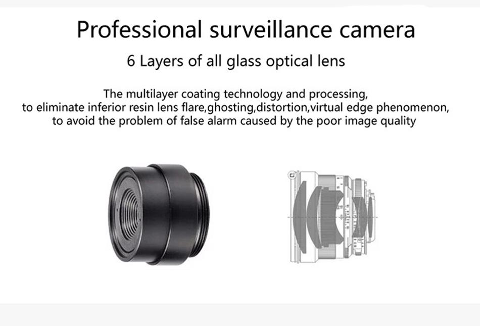 IP Camera 720P WiFi Cameras Roate Control Network Video Cam CCTV Security  Camcorder Good Night Vision P2P Email Alarm Webcam