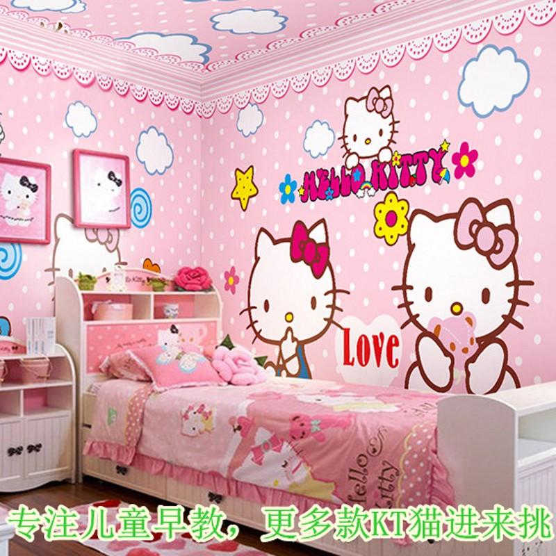 Popular Hello Kitty Hello Kitty Wallpaper-Buy Cheap Hello