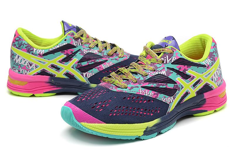 3a9e107f3de9 ... Asics Noosa Tri 10 Women Running Shoes Sport Athletic Shoes 4 Colors  Size