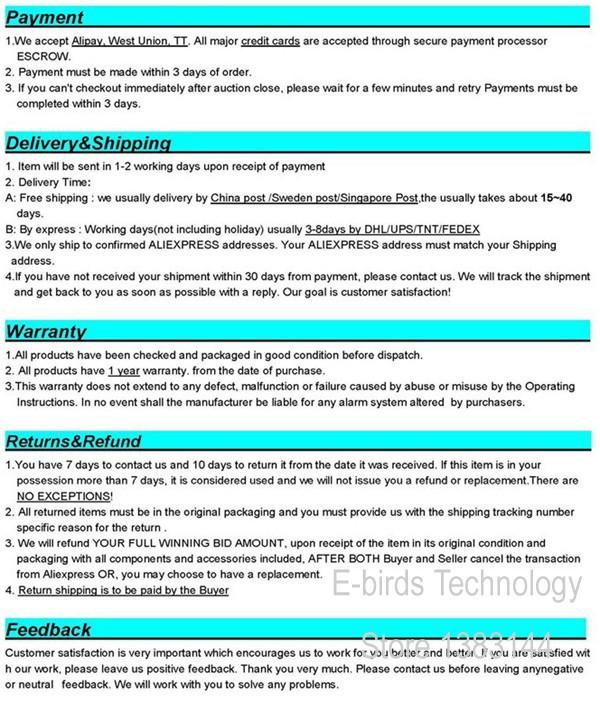 Sistema de alarma GSM GSM puerta abridor RTU 5015 de control