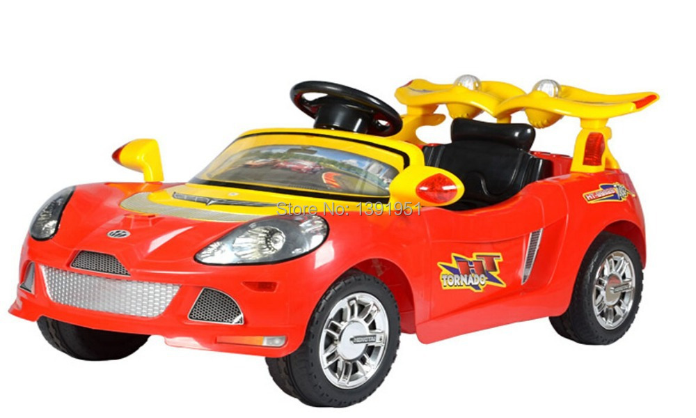 Cool Remote Control Cars: Fashionable Remote Control Electric Kids Car With Mp3