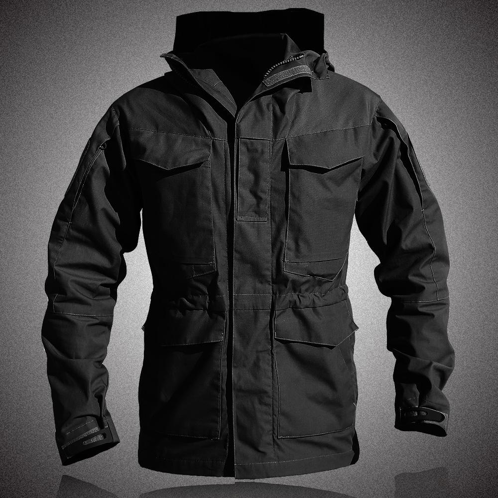 Compra chaqueta militar m65 online al por mayor de China