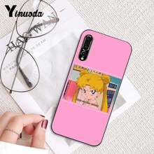 Чехол для телефона Yinuoda aestic kawaii anime girl Sailor Mars для Huawei P9 P10 Plus Mate9 10 Mate10 Lite P20 Pro Honor10 View10(Китай)