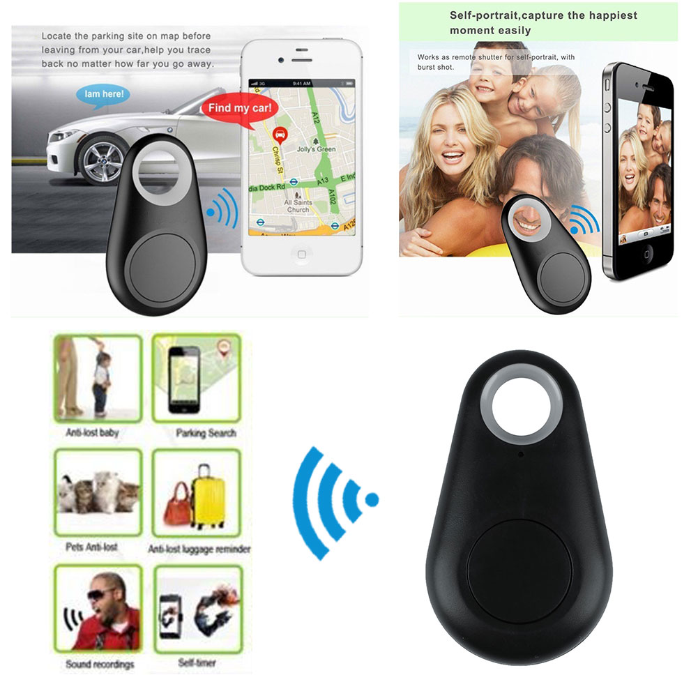 Wireless Bluetooth 4 0 Smart Anti lost Tracker Finders For Kids Children