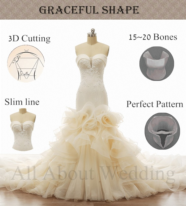 The Best Halter Button Front Wedding Dresses Lace Top Chiffon With Belt Real Photo Factory Custom Made Els007 Back To Search Resultsweddings & Events