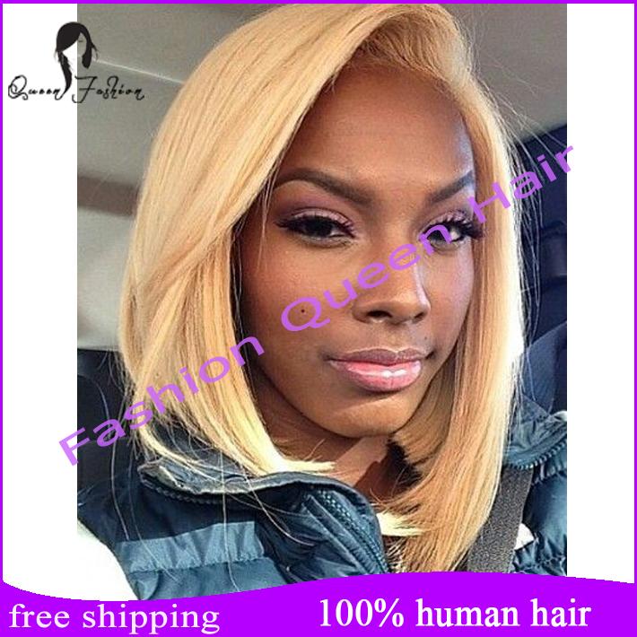 A Blonde Wig 102