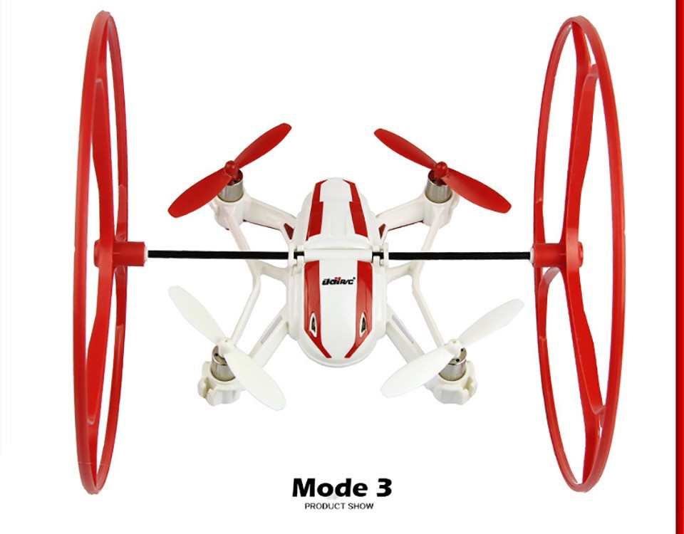 RC Airplane Udi R/C Nano RX4 U941With Camera RC Quadcopter With 6-Axis Gyro