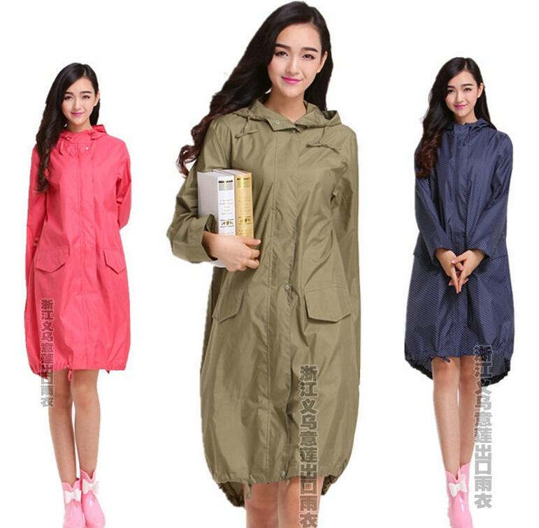 Путешествие должно ветрозащитный с молнией прозрачной плащ женщины мужчины японский корейский мода пальто дождя пончо дождя куртку