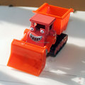 Brand New Bob The Builder Toys Bulldozer Dumping Truck Muck Diecast Metal Magnetic Car Toy For