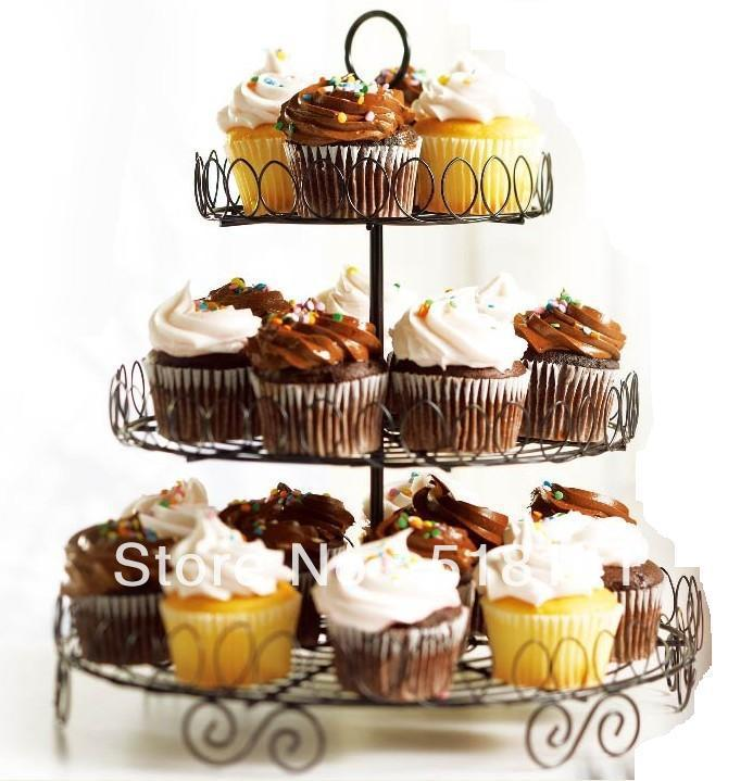 Cupcake Home Decor: New Arrival Cupcake Stand Cake Decorating Display Stand 3