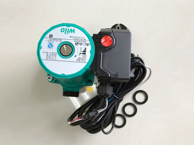 Delta T Temperature Difference Circulation Pump Rs15 6