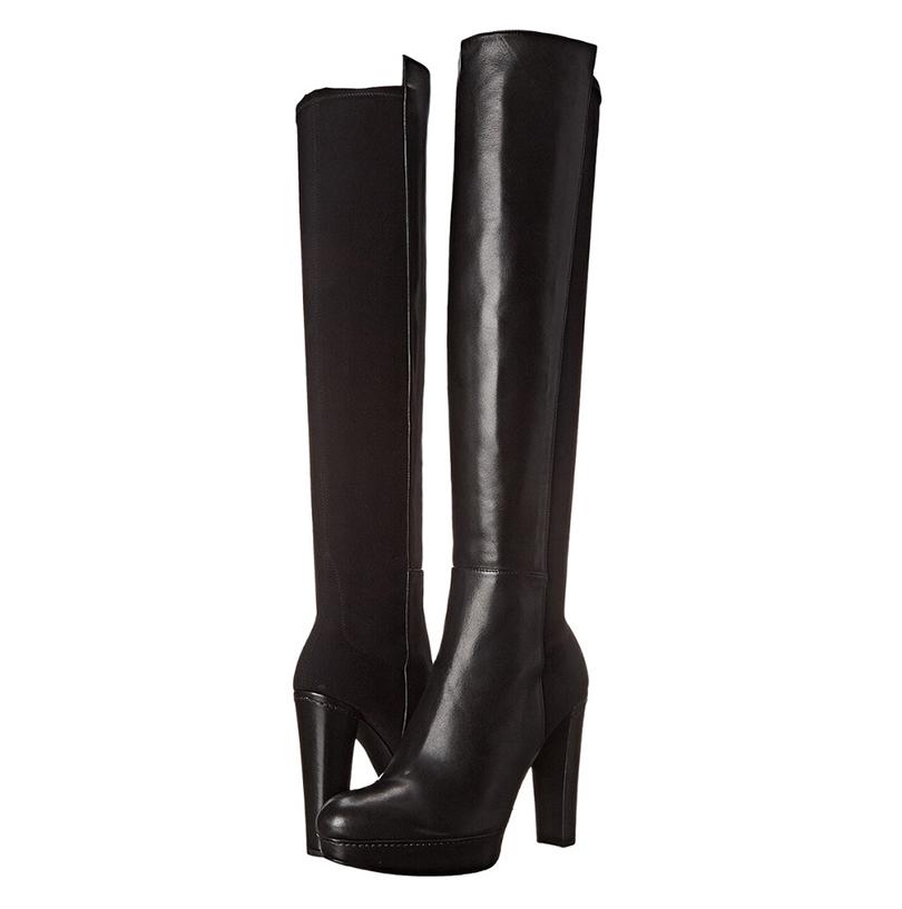 2e97e334e2e Tall Black Leather Boots Promotion-Shop for Promotional Tall Black .