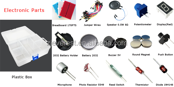 Basic Electronic Components Name | www.pixshark.com ...