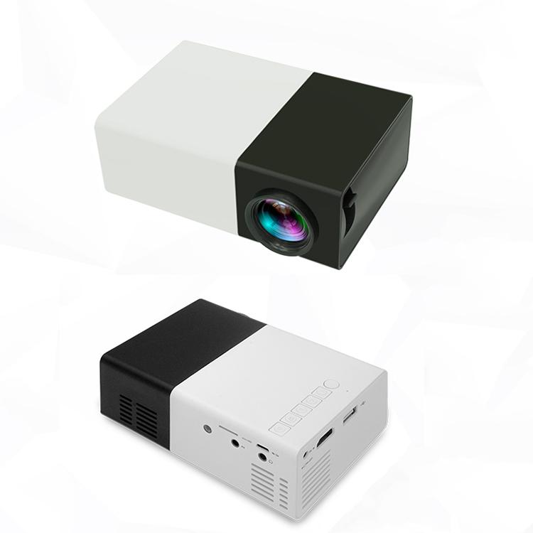 2017 Best Mini Portable Multimedia Projector Connect
