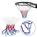 Red White Blue Basketball Net Nylon Hoop Goal Rim Mesh Net High Quality