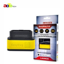 100% Original Launch X431 EasyDiag 2.0 with Free Softwares Launch Easy Diag 2.0 Plus For Android or IOS Free Shipping