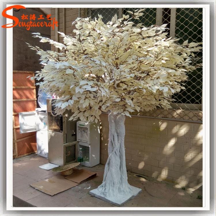 d coration de mariage en plastique faux arbre artificiel arbre artificiel pour les mariages. Black Bedroom Furniture Sets. Home Design Ideas