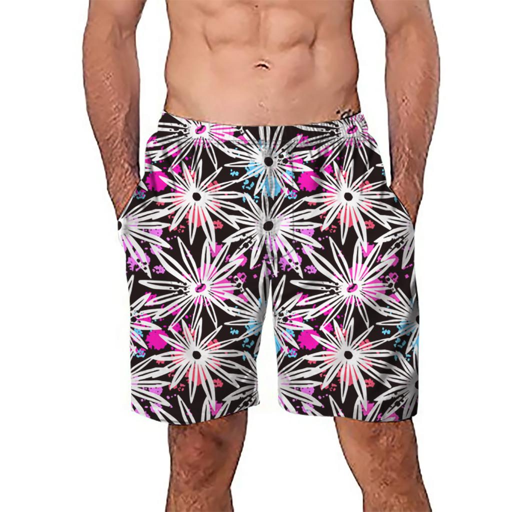 9c151c93d6 2019 M 3XL Plus Size Swimwear Men Swim Shorts For Swimming Trunks ...