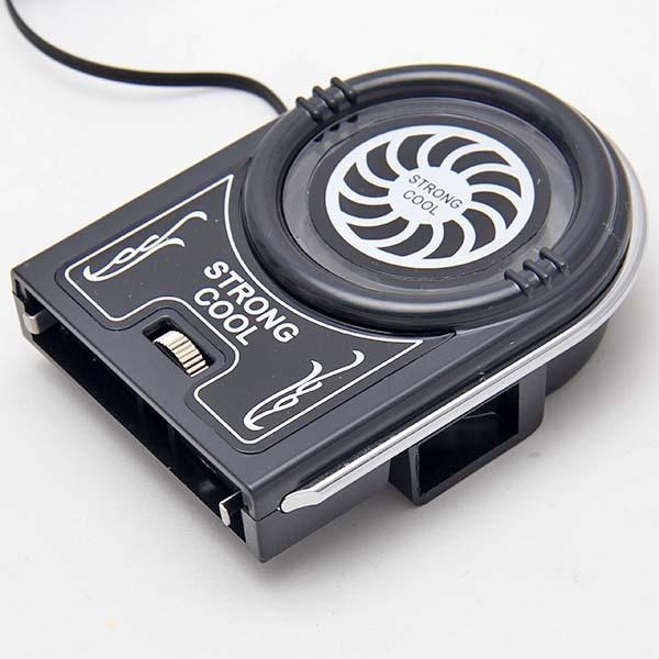 Гибкий вакуумный воздуха извлечение USB кулер вентилятор охлаждения для ноутбука аксессуары для портативных компьютеров высокое качество