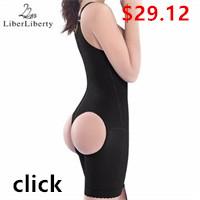 cebe94ad32 2019 Wholesale Thick Padded Butt Lifter Shapewear Women Butt ...