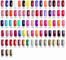 Free shipping 12pcs Inail Rose Aroma Faint Scent UV Gel Polish 15ml 78 charming colors for