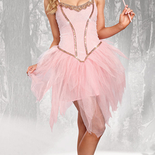 7de6d0704244b Buy pink princess dress adult and get free shipping on AliExpress.com