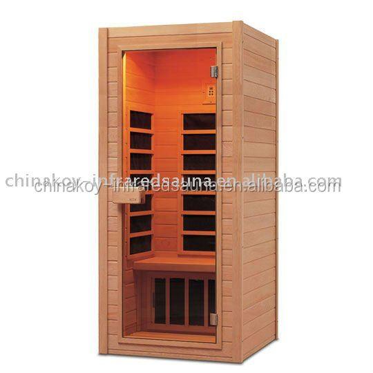 hemlock mini far infrared sauna home buy mini sauna home dry sauna room sauna house product on. Black Bedroom Furniture Sets. Home Design Ideas