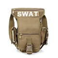 D5column Molle Outdoor Camping Hunting Travel Hiking Fanny Pack Military Tactical SWAT Police Drop Leg Waist