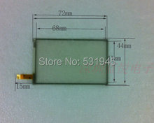 3.0 VX393 Touch Screen 71 *44mm  general Touch Screen A-3029-G