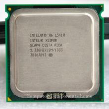 Original L5410 2.33GHz/12MB/1333MHz/Quad-Core/ LGA775 Processor Close to Core 2 Quad Q6600 CPU