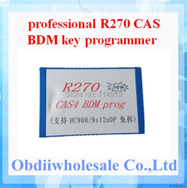 Бренд promise профессиональный R270 CAS BDM ключ программер v1.20 пробег / одометр на