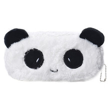 Multifunction organizer Cartoon Pencil Case Plush Large Pen Bag For Kids Storage bags