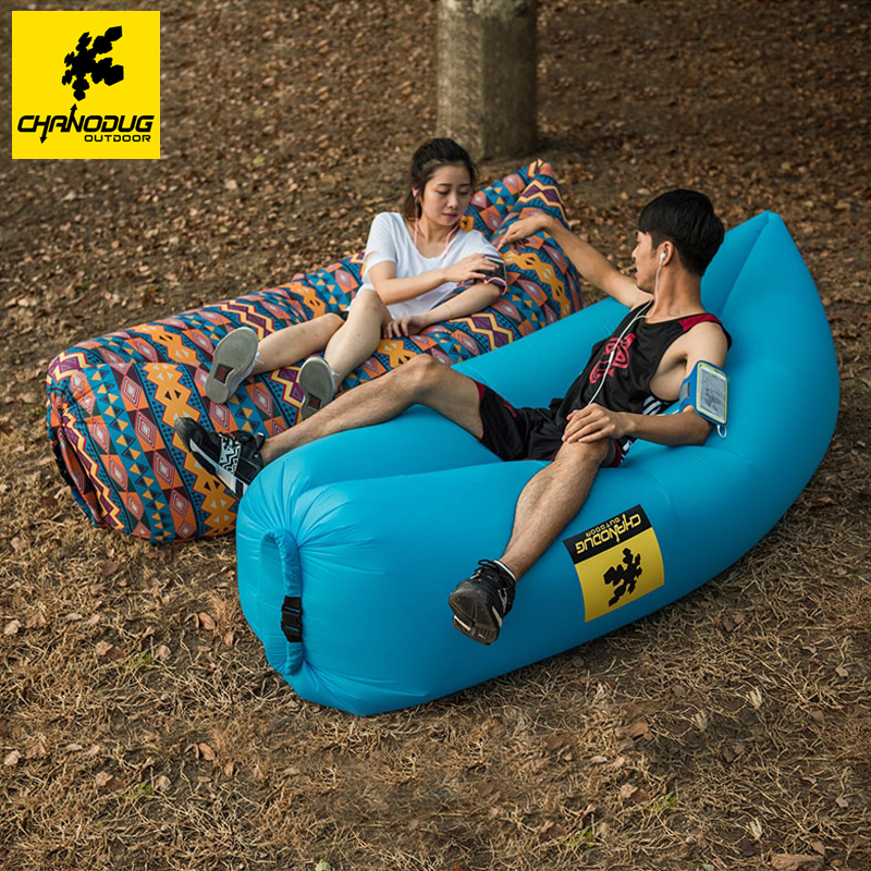 Inflatable Camping Sofa Promotion Shop For Promotional