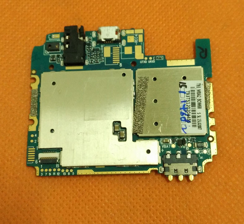 Original mainboard 2G RAM+16G ROM Motherboard for Doogee X5 Pro