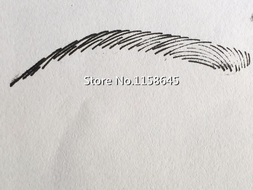printable eyebrow stencil template - pin eyebrow stencils printable on pinterest