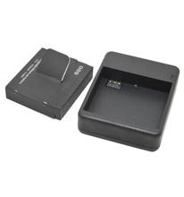 USB Dual Port Battery Charger for Xiaomi Yi action camera Xiaoyi   GP231