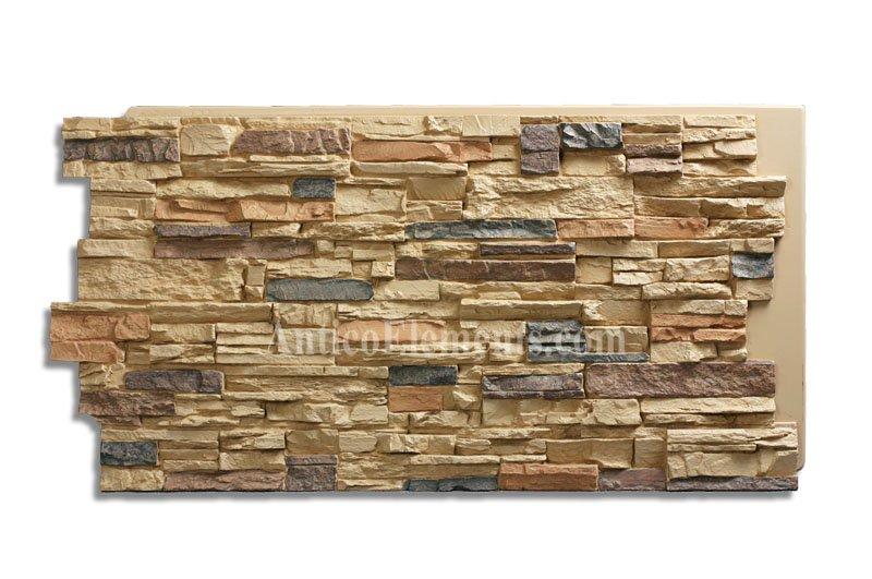 imitation pierre et de panneaux pierre artificielle id du produit 108238057. Black Bedroom Furniture Sets. Home Design Ideas