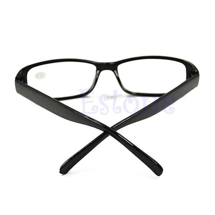 M126 удобный очки для чтения пресбиопия 1.0 1.5 2.0 2.5 3.0 диоптрий черный коричневый новый