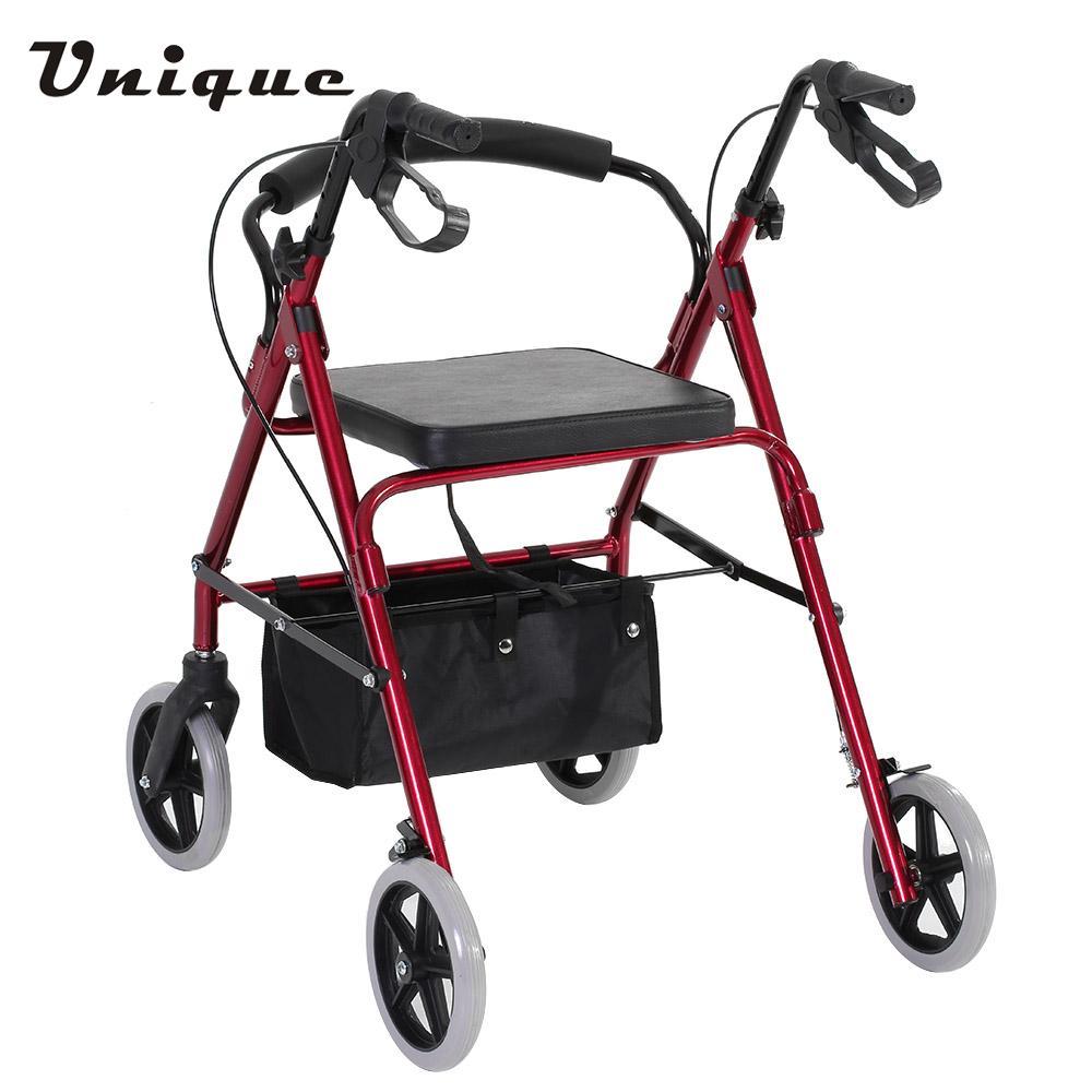 Popular 4 Wheel Walker-Buy Cheap 4 Wheel Walker lots from