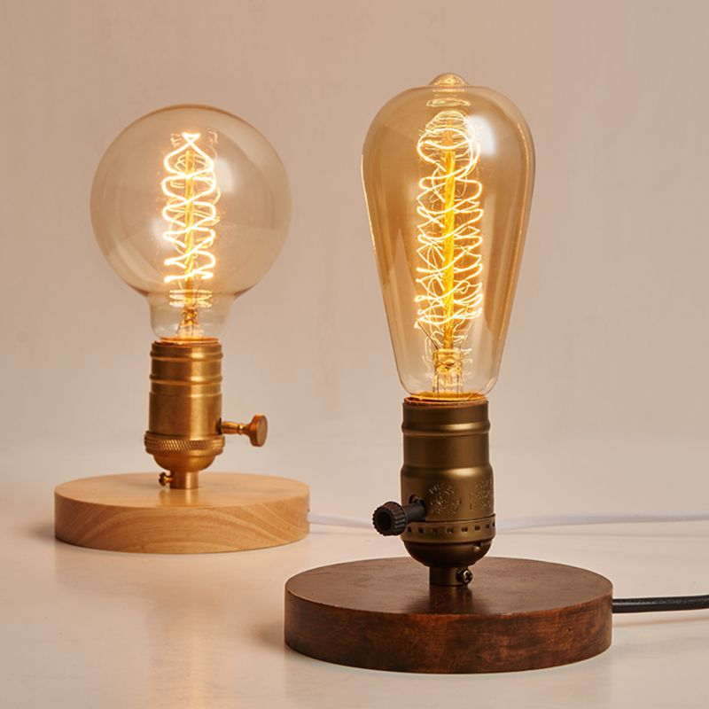 popular industrial table lamps buy cheap industrial table lamps lots from china industrial table. Black Bedroom Furniture Sets. Home Design Ideas